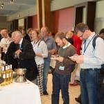 Dégustation de vin de Provence à l'occassion du Concours du Meilleur Sommelier d'Europe 2013