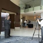 Patrice Frank (Président des Sommelier de Monaco) interviewé par Michel Godet de Vinomedia