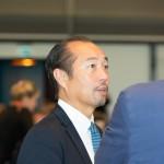 Shinya Tasaki, Président de l'Association de la Sommellerie Internationale